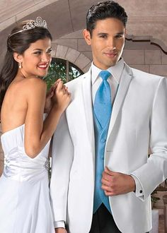 Jean Yves Illusions Tuxedo - great for proms, weddings, and quinceaneras. Available at Alexanders Tuxedos in Bridgeport, CT