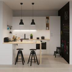 Ikea Kitchen on Behance