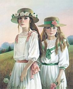Sisters by Pati Bannister