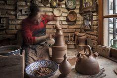 Fundesarte » Finalistas de los Premios Nacionales de Artesanía 2012. Alfarería Tito  FOTO©GSUS FERNÁNDEZ