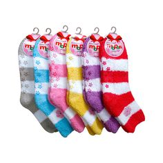 I found this amazing 6 Pack - Ladies' Non Skid Socks at nomorerack.com for 70% off. Sign up now and receive 10 dollars off your first purchase