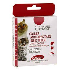Comparez les prix de AKILEINE Canys collier insectifuge chat chaton 35 cm à partir de 2,99€ sur unooc.fr #comparateur #santé #vétérinaire