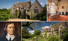 Home fit for a man who felled a King: Manor house Oliver Cromwell stayed at regularly in the aftermath of the Civil War goes up for sale for...