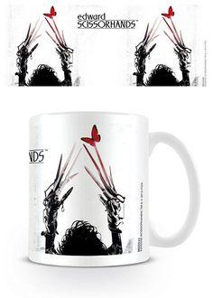 Edward mit den Scherenhänden Tasse Delicate