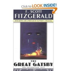 The Great Gatsby by F. Scott Fitsgerald
