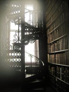 Magic Library by ~SaraBcn on deviantART