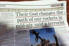 "Miracles for God's Children--- ""God-changes-path-of-rockets-jewish-telegraph-600"". This is the most amazing article. Be amazed at the Hand of God."