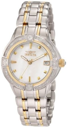 Collection Diamond Accented Two-Tone Stainless Watch  close...Buy now and get 89% discount.