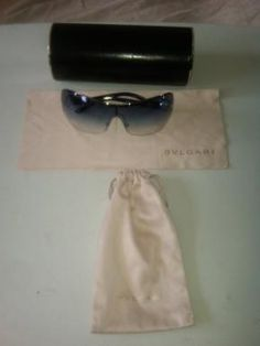 BVLGARI Glasses (with Carrying case and Cloth)