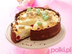 sernik chałwowy, przepis na sernik, ciasta na wielkanoc, ciasta wielkanocne, sernik przepis