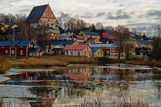 The timeless & unique atmosphere of PORVOO, FINDLANDS second oldest town is a beautifully vivid bilingual city full of history