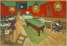 Vincent van Gogh Acuarelas, Acuarela Arles: septiembre, 1888 Colección H. R. Hahnloser Berna, Suiza, Europa