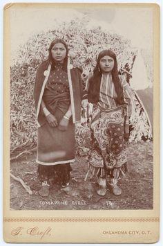 Comache Girls