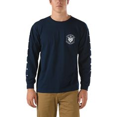 Chima Long Sleeve T-Shirt | Shop at Vans
