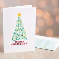 Stampin' Up! Twinkle Trees Photopolymer Stamp Set