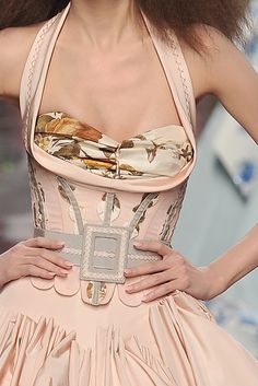 Christian Dior, Spring 2009 Couture | Keep the Glamour | BeStayBeautiful