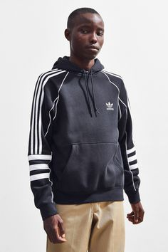 96e3a6a9563b Adidas Authentic Hoodie Sweatshirt. Urban Outfitters