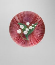 [Now on view in Gallery 15] France. Paperweight, 1845/55. Arthur Rubloff gift.