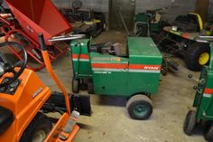 Ryan Greensaire 24 Aerator - For Sale - TurfNet.com