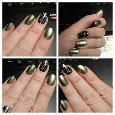 Rimmel Rita Ora Chrome-Tastic