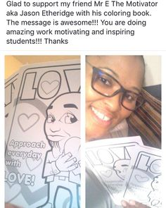 Folks are still enjoying the #MrEColoringBook! You should be too!