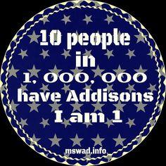 Addisons Disease Awareness