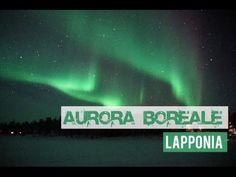 AURORA BOREALE in LAPPONIA: pronto per tutto questo? #auroraboreale