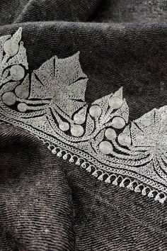 Pashmina Shawl, Love Is All, Dark Grey, Embroidery Designs, Hand Weaving, Artisan, Textiles, Shoulder Bag, Pure Products