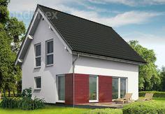 Domy półtorakondygnacyjne Point 106.1 || #houses #domy || Więcej na: http://www.danwood.pl/poltorakondygnacyjne/174.htm
