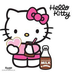 Hello Kitty. Sanrio Hello Kitty, Navidad Hello Kitty, Hello Kitty Rosa, Pink Hello Kitty, Hello Hello, Birthday Background Wallpaper, Baby Wallpaper, Hello Kitty Wallpaper, Pattern Wallpaper
