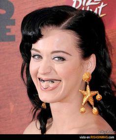 El caraboca de Katy Perry.