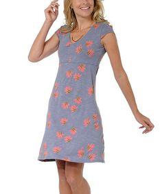 Love this Dolphin River Rosemarie Organic Dress - Women on #zulily! #zulilyfinds