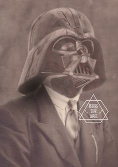 'Before Star Wars', Vintage Photos of Darth Vader And Co.