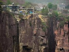 The most dangerous village in Vhina