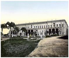 Gezira Palace - Cairo In 1800's