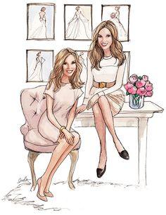 #Inslee Haynes #The Sketch Book Fashion Illustration