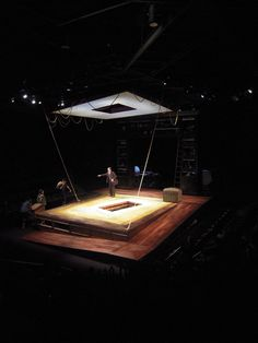 Shipwrecked! Playmakers Repertory Company. Scenic design by Robin Vest. 2010