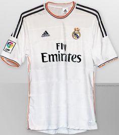La camiseta de la Undécima Copa de Europa.