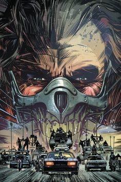 Mad Max: Fury Road: Nux & Immortan Joe (2015) Issue #1................!!!!