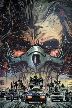 Mad Max: Fury Road: Nux & Immortan Joe (2015) Issue #1................!!!!