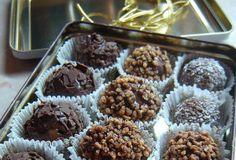 Bonbonok fémdobozban December 2013, Xmas, Christmas, Muffin, Paleo, Food And Drink, Sweets, Snacks, Cookies