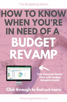 If financial progress has stalled or budgeting doesn't excite you anymore, you need to revamp your personal budget! Find out 10 ways to do this! How To Know, How To Find Out, Cash Envelope System, Financial Peace, Investing Money, Frugal Tips, Budgeting Tips, Financial Planning, Money Management