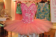 This tutu using Pullitzer fabric and designed by Sarasota Ballet Costume ... yourobserver.com