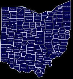 Hauntings & Legends of Ohio
