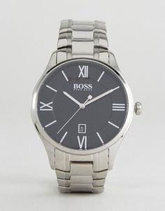 0ac6aa335 12 Best Boss images | Hugo boss watches, Men's watches, Watches for men