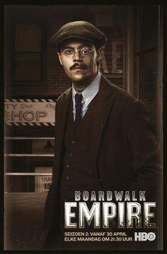 Richard Harrow (Jack Huston) - Boardwalk Empire