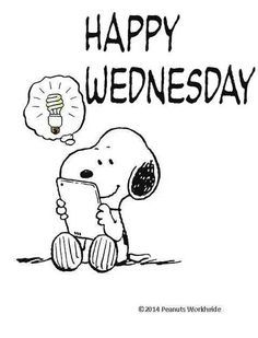 Snoopy Wednesday Quotes And Sayings. QuotesGram by @quotesgram