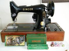 Feeding my addiction to vintage sewing paraphernalia