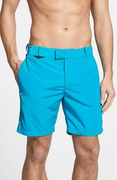 Need to get hubby these great looking swim shorts #diesel