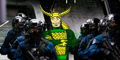 Loki - | Classic Comic Book Characters Would Look Absurd In Modern Movies